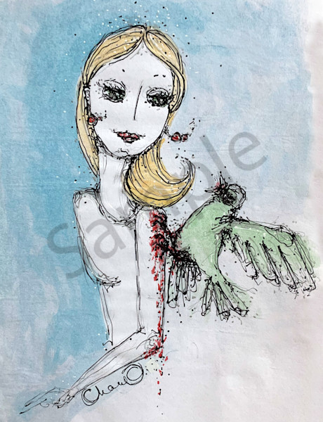 Love Hurts Art   Atelje Rose