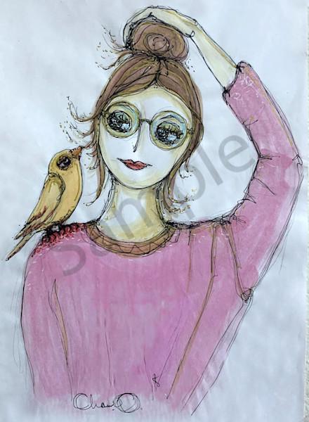 Wisdom Whisper Art | Atelje Rose