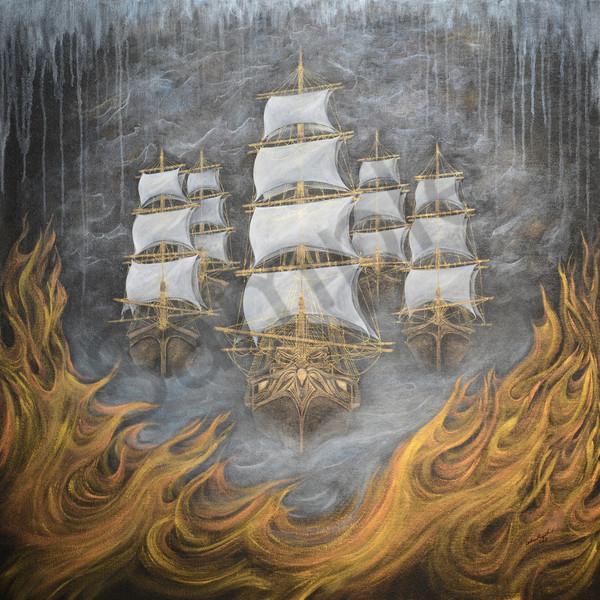 """Vessels Of Revival"" by Codye Reystead | Prophetics Gallery"