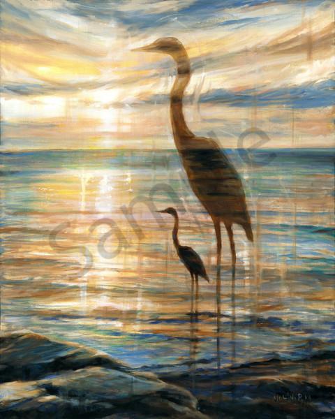 """Overshadowed By A Guardian Angel"" by Canadian Artist Melani Pyke   Prophetics Gallery"