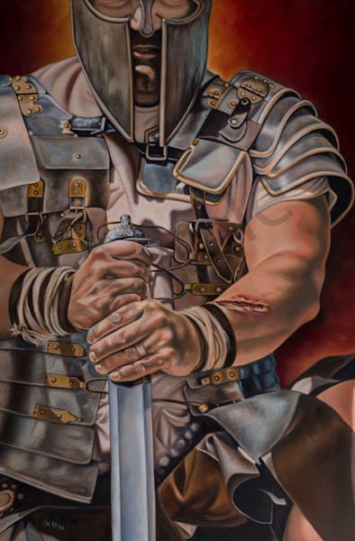 """I Am His Vessel"" by South African Artist Ilse Kleyn | Prophetics Gallery"