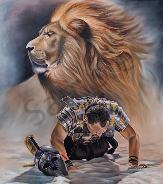 """Victory"" by South African Artist by Ilse Kleyn | Prophetics Gallery"