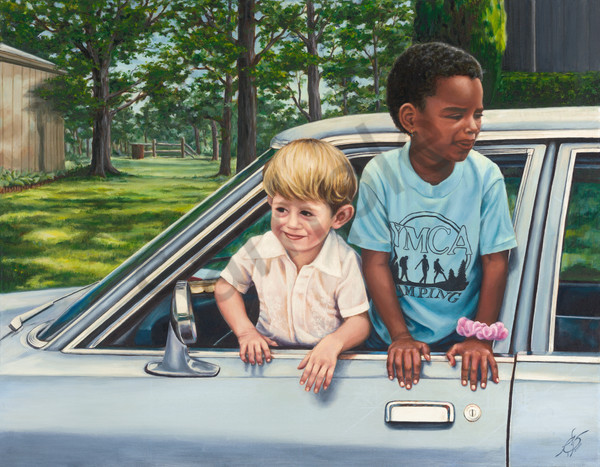 We Are Family Art | Roxana Sinex Art