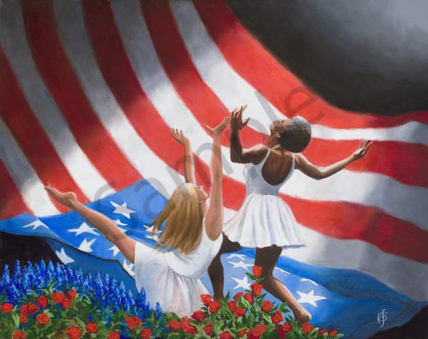 Illumine America Art | Roxana Sinex Art