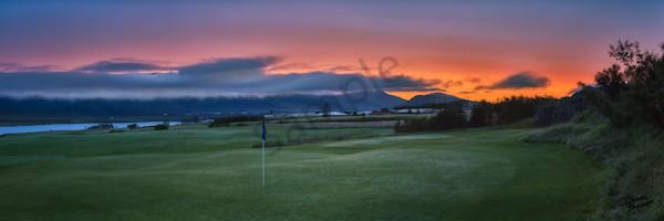 Golfmos Sunrise A 08 18 Photography Art | Dave Sansom Photography LLC