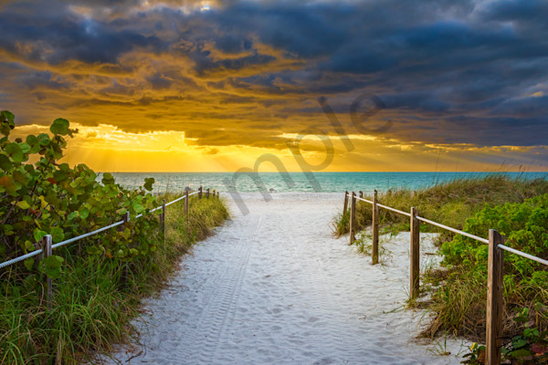 Bill Baggs Beach01 Photography Art   Dave Sansom Photography LLC