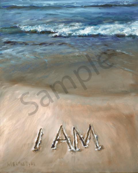 """I Am"" by Canadian Artist Melani Pyke | Prophetics Gallery"