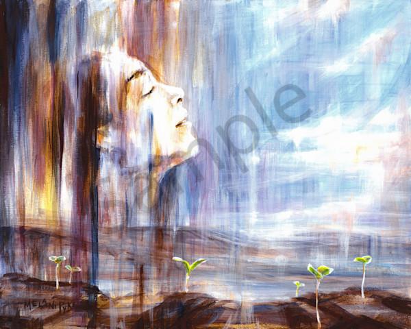 """Entering Spring"" Canadian Artist by Melani Pyke | Prophetics Gallery"