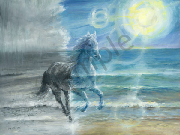 """Renewed Life"" by Canadian Artist Melani Pyke   Prophetics Gallery"