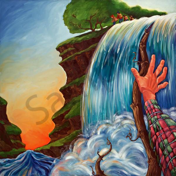 """""""He Is The Vine"""" by California Artist Karen Fulk   Prophetics Gallery"""