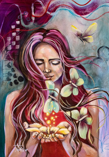 """""""Praying For The Prodigals"""" by South African Antoinette Holtzhausen   Prophetics Gallery"""