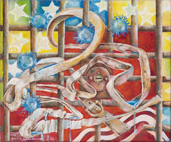 """Trigger Point"" by Minnesota Artist Denise Dahlheimer | Prophetics Gallery"