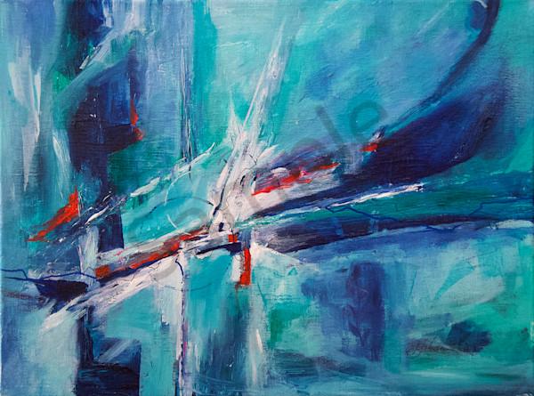 """Spirit Ignite"" by New Hampshire Artist Judy Johnson | Prophetics Gallery"