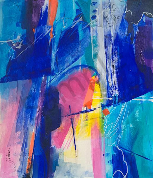 """Portal"" by New Hampshire Artist Judy Johnson | Prophetics Gallery"