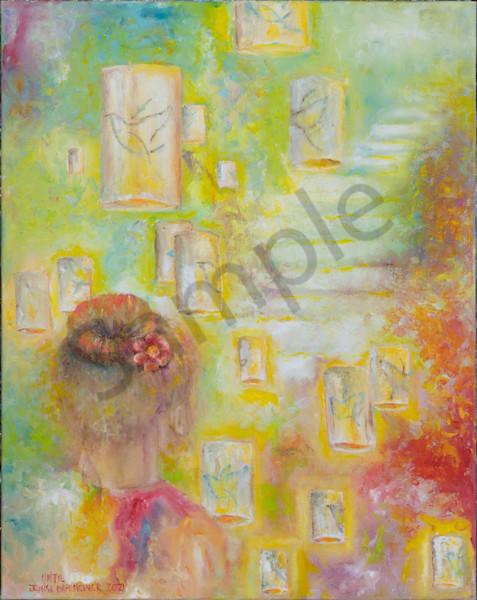 """Until And Now"" by Minnesota Artist Denise Dahlheimer | Prophetics Gallery"