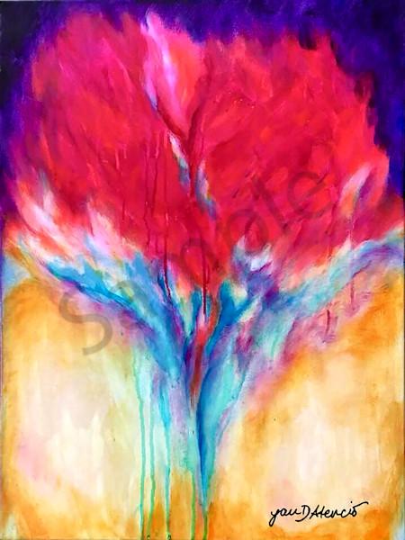 """""""Molten Love"""" by New Mexico Artist Jan Atencio   Prophetics Gallery"""