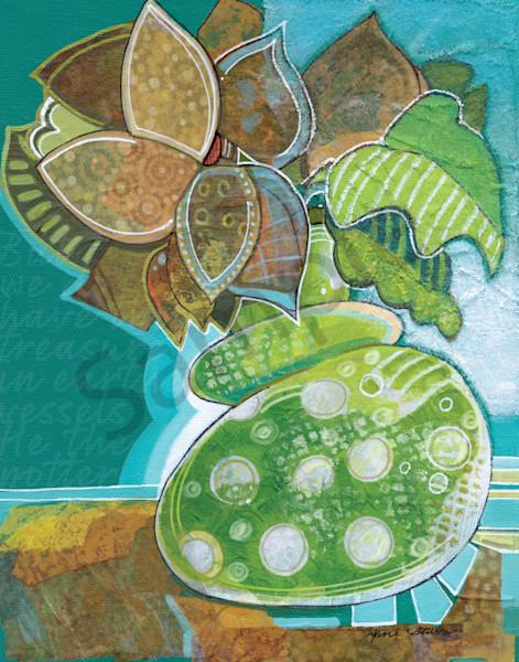 """""""Treasure in Earthen Vessel Ruth"""" by Lynne Davis   Prophetics Gallery"""