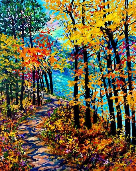 Tennessee Dream'n Art | Lee Ann Zirbes ARTIST