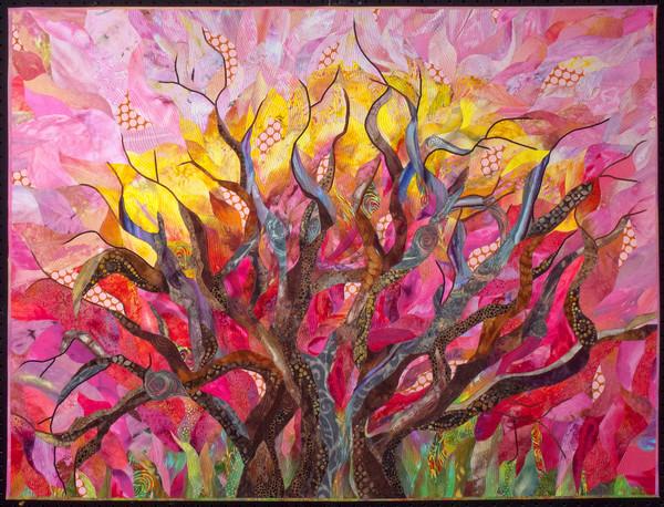 Earth Wind And Fire  Art | Barbara Olson Fiberarts
