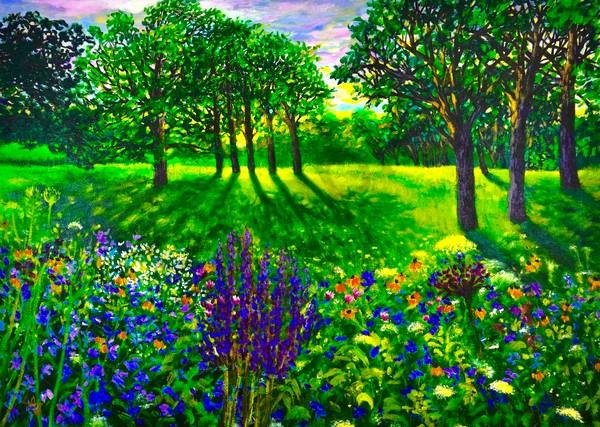 Sequestered Art | Lee Ann Zirbes ARTIST