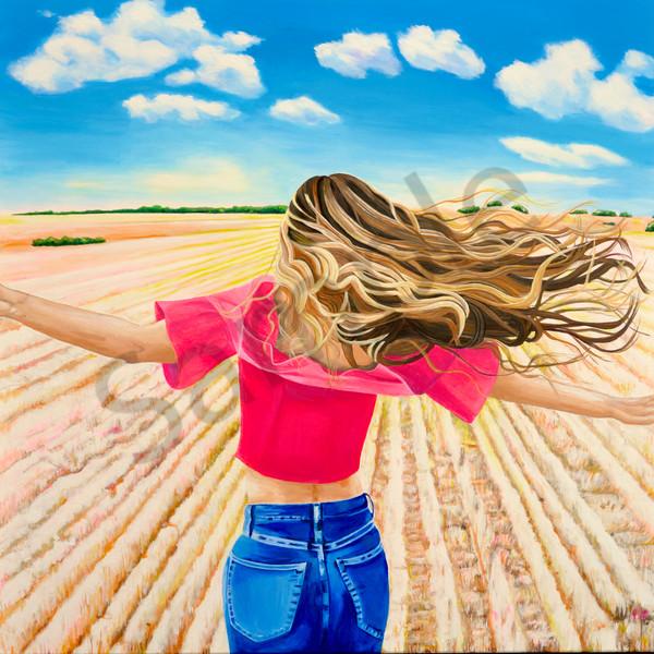 """""""Dance In Circumstances"""" by German Artist Anke Wiemer   Prophetics Gallery"""