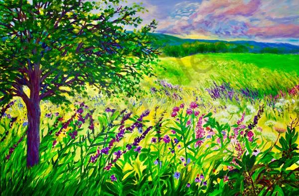 Prairie Solstice Art | Lee Ann Zirbes ARTIST