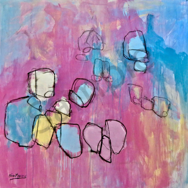 Acrylic Abstracts