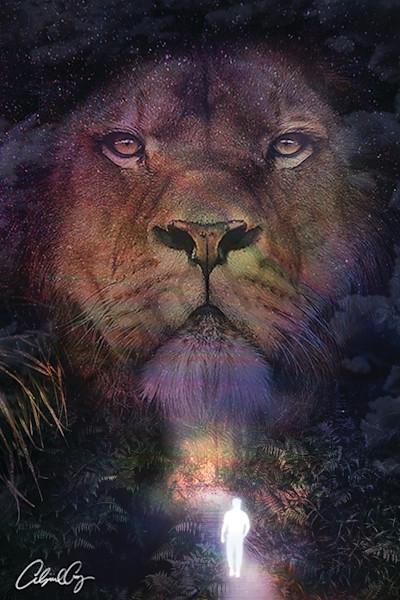 """Enter In"" by Pennsylvania Digital Prophetic Artist Abigail Cruz | Prophetics Gallery"