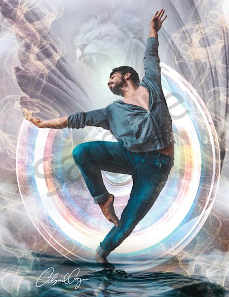 """Dance"" by Pennsylvania Digital Prophetics Artist Abigail Cruz | Prophetics Gallery"