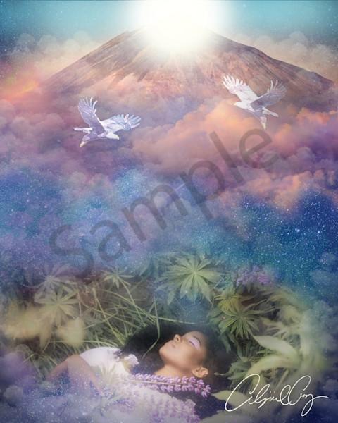 """Come Up Higher"" by Pennsylvania Digital Prophetic Artist Abigail Cruz | Prophetics Gallery"