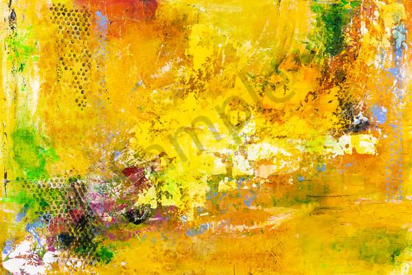 """Joy in the Morning"" by Massachusetts Prophetic Artist Hannah Hopkins | Prophetics Gallery"