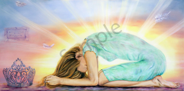 """""""Give It All Back To You"""" by Jeanette Sthamann 