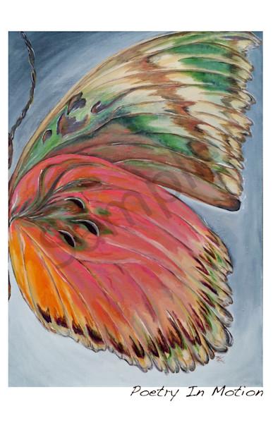 Artist Megan Kasper at Prophetics Gallery
