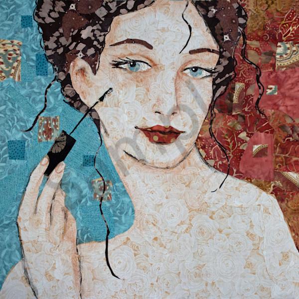 Lashes Print  Art | Sharon Tesser LLC