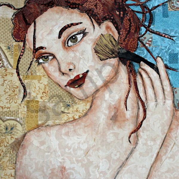 Blush Print Art | Sharon Tesser LLC