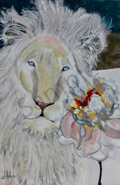 """Purity"" by North Carolina Prophetic Artist Sharon Adams | Prophetics Gallery"