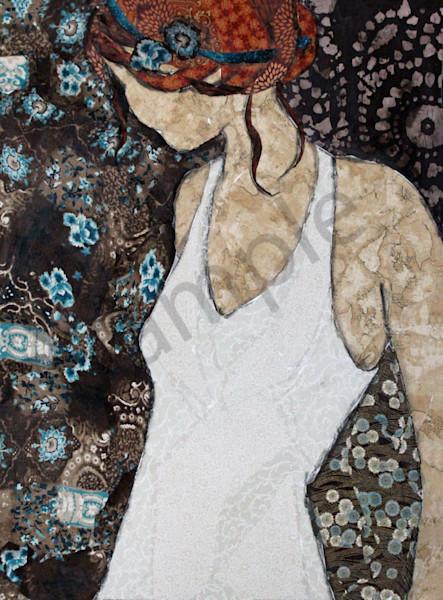 Sharon Tesser textile mosaic