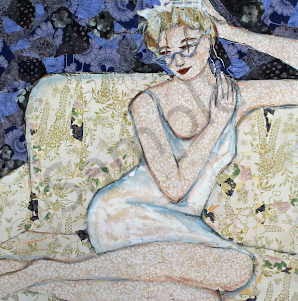Girls With Glasses Print Art | Sharon Tesser LLC