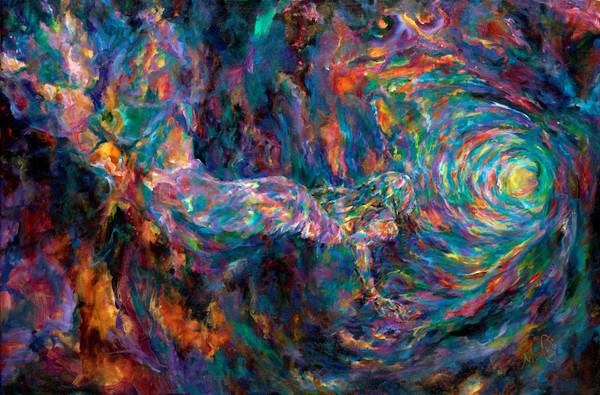 Amazing Abstract Prophetic Art by Artists Worldwide| Prophetics Gallery