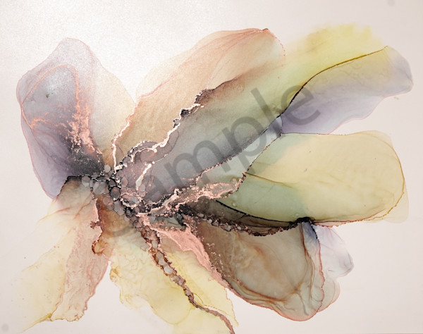 """""""Abstraction"""" by Canadian Artist June Corstorphine 