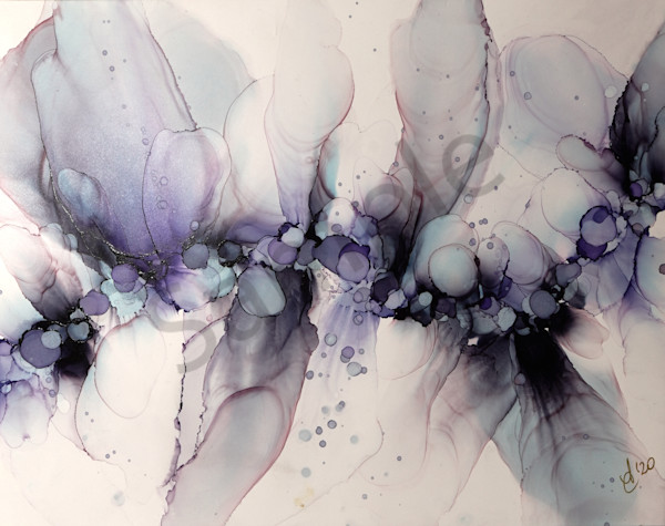 """""""Transition"""" by Canadian Artist June Corstorphine 