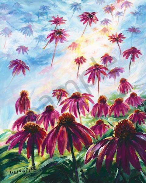 """Up And Away"" by Canadian Prophetic Artist Melani Pyke | Prophetics Gallery"