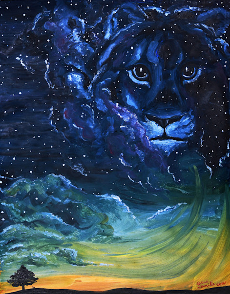 """""""Dreaming With Creation"""" by South Carolina Artist Sarah Camille Soltani Icely 