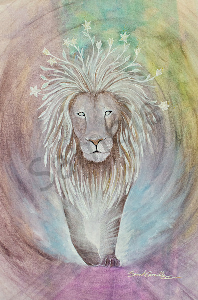 """""""Awaken"""" by South Carolina Prophetic Artist Sarah Camille Soltani Icely 