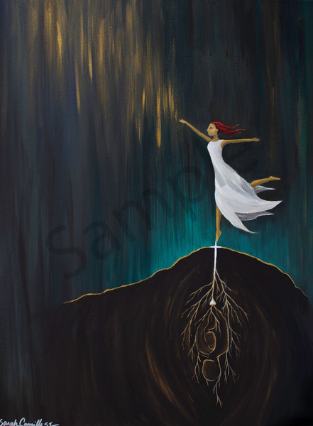 """""""Arise And Shine"""" by South Carolina Prophetic Artist Sarah Camille Soltani Icely 