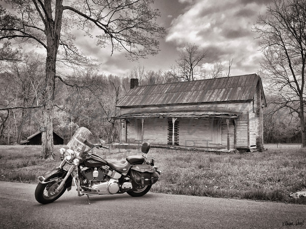 Old Homestead Art | K. Randall Wilcox Fine Art