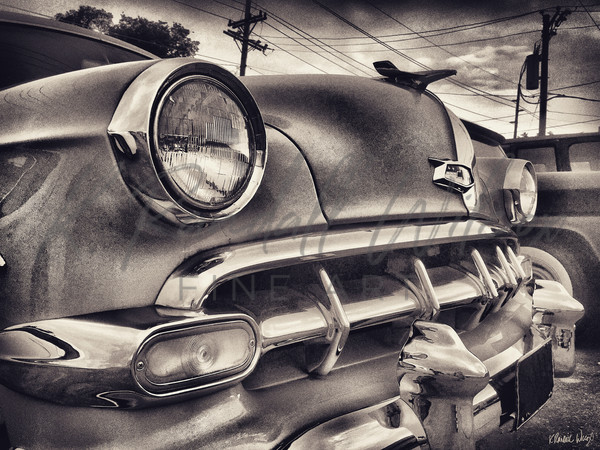 East S Ide '54 Art | K. Randall Wilcox Fine Art
