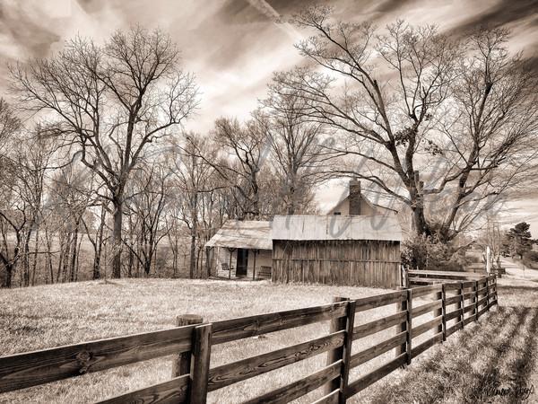 Millersville Farmhouse Art | K. Randall Wilcox Fine Art