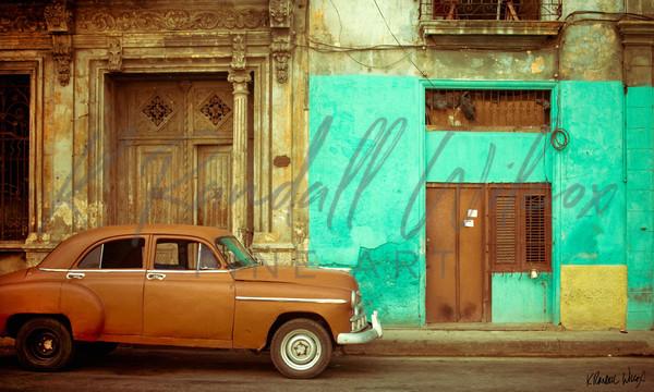 Calle Industria Art | K. Randall Wilcox Fine Art