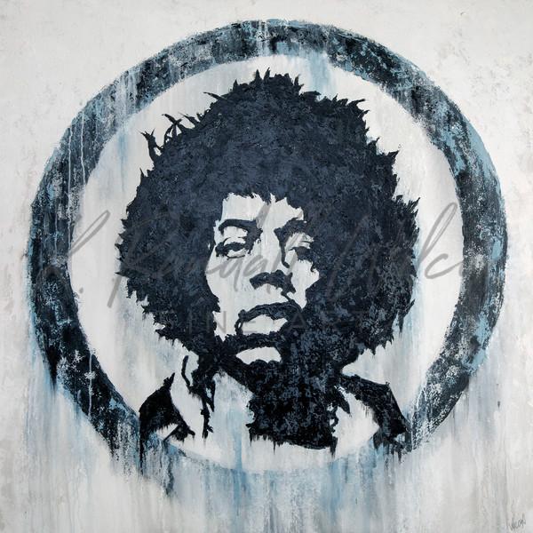 Mr. Jimi Art | K. Randall Wilcox Fine Art